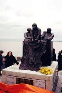 Fishermen's Memorial, by Kathryn Hogg