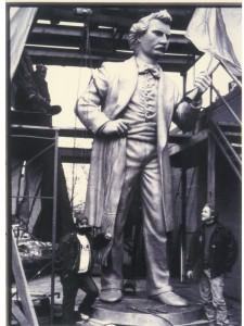 Louis Riel, by Miguel Joyal